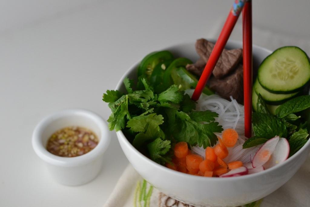 Vietnamese Lamb Bún_Food Fetish