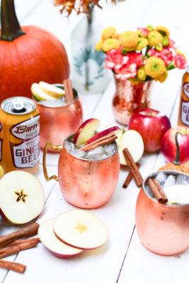 Apple Cider Kentucky Mule Recipe _ Natalie Paramore