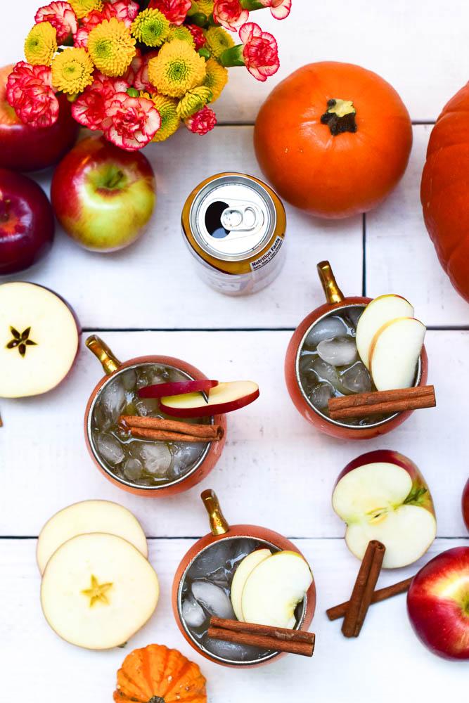 Apple Cider Kentucky Mule_ Natalie Paramore