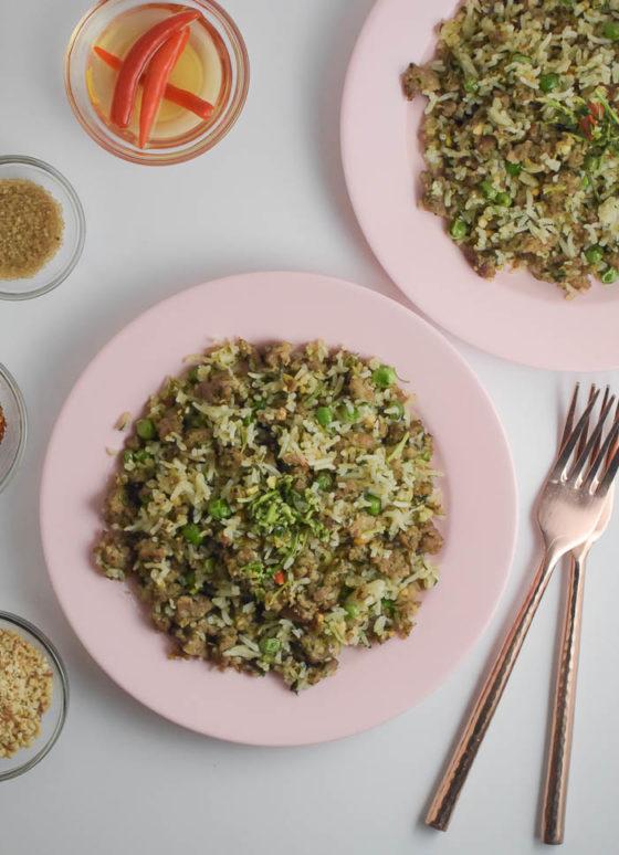 Bangkok Fried Rice Thai Style Fried Rice_