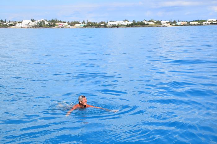 Blue Water of Bermuda_Natalie Paramore