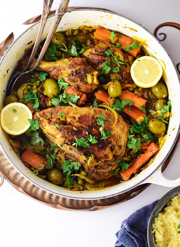 Chicken Tangine_Natalie Paramore
