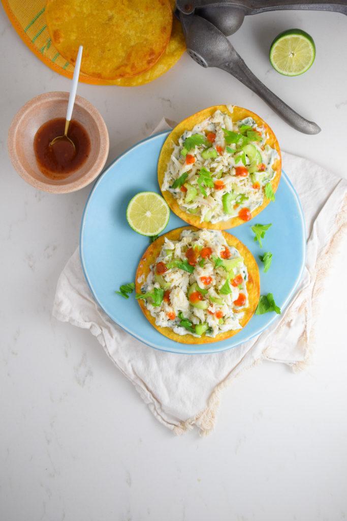 Crab Tostadas_Natalie Paramore