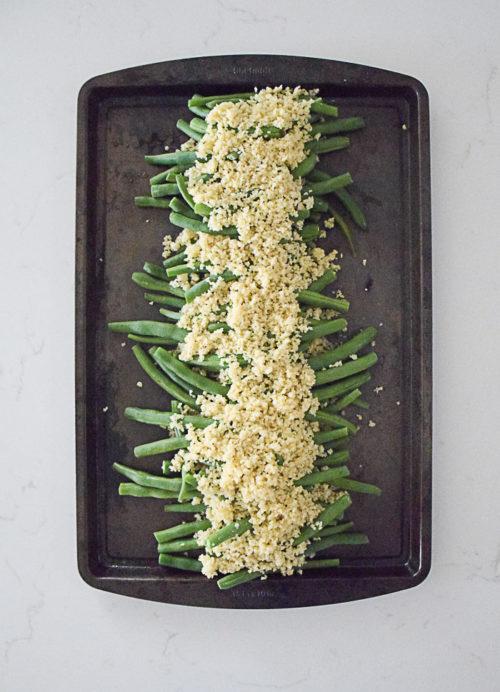 Crunchy Thanksgiving Green Beans_Natalie Paramore