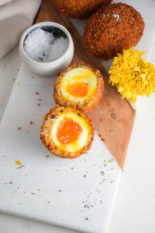 How To Make Scotch Eggs