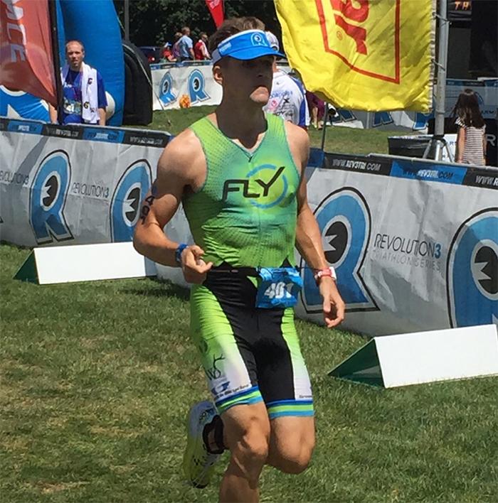 Flywheel Domain Austin Alex Lynch Triathalon