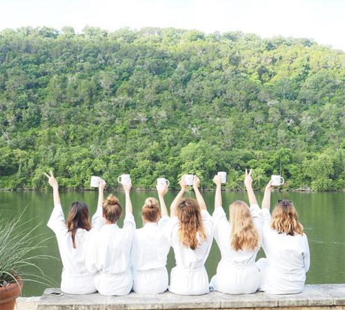 Girls Getaway to Lake Austin Spa_Natalie Paramore