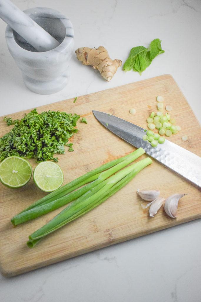 Glass Noodle Salad_Natalie Paramore