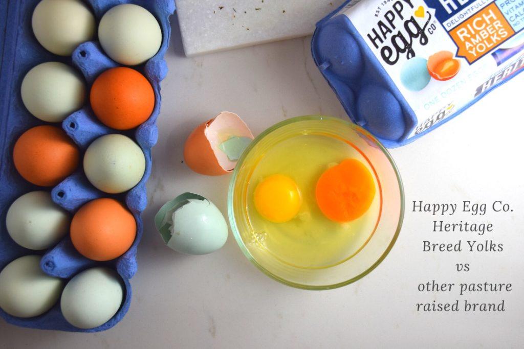 Happy Egg Yolks