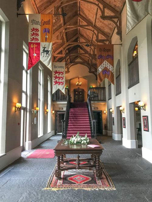 Ireland Destination Wedding Planning_ Dromoland Castle 3 _Natalie Paramore