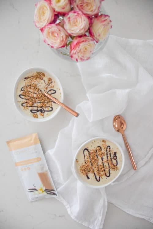 Juice Plus+ French Vanilla Smoothie Bowl_Natalie Paramore