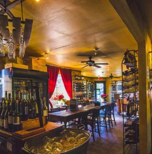 Lincoln Wine Market_Weekend Getaway To Fredericksburg, TX_Weekend Getaway To Fredericksburg, TX__Best Bars in Fredericksburg_Natalie Paramore