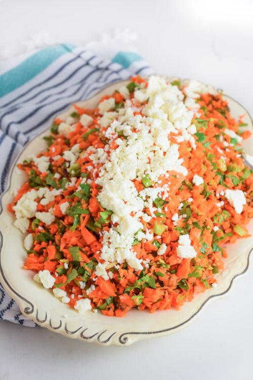 Moroccan Carrot Salad_Natalie Paramore
