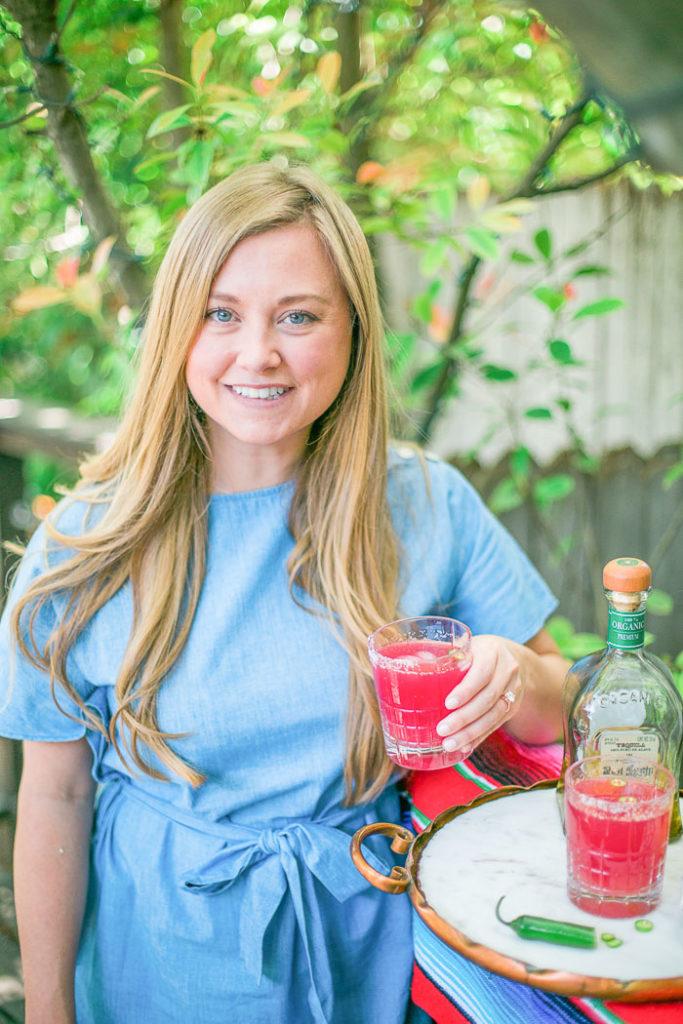 Prickly Pear Margarita Recipe with Natalie Paramore