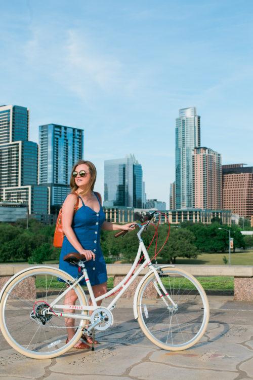 Bike Tour Austin Lady Bird Lake