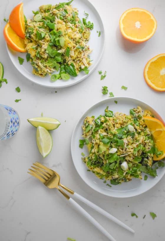 Quinoa Citrus Salad Recipe_Natalie Paramore