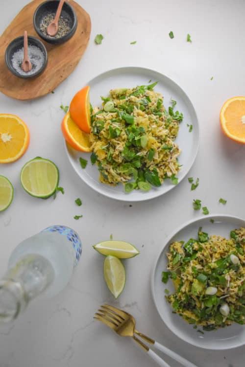 Quinoa Citrus Salad_Natalie Paramore