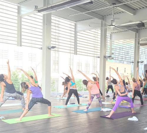 Rooftop Yoga_Natalie Paramore