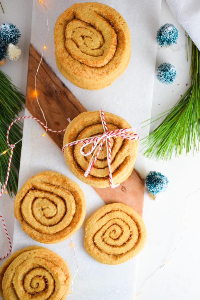 Snickerdoodle Swirls