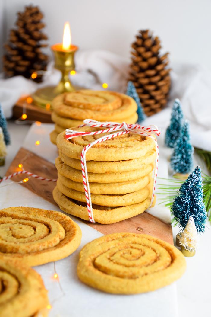 Snickerdoodle Swirls Cookies Recipe
