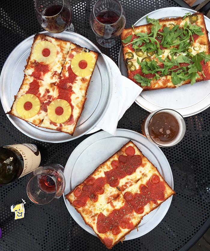 Via 313 Pizza Austin Catering_Natalie Paramore